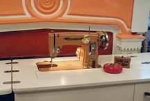 Sewing machines / by Sally Ann