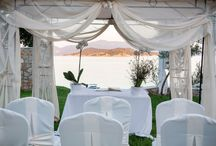 Weddings / Kassandra Bay Resort is the ultimate enchanting retreat for couples seeking for a tranquil romantic escape to get married.