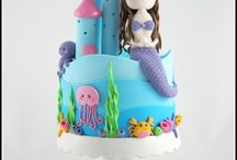 Girls Cake Designs