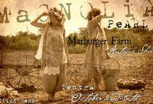 Magnolia Pearl Invitations