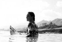 • SURF GIRL•