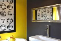 Bathrooms / by Kathryn Andersen