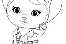 Preschool sheriff calie