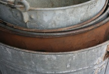 Galvanized and Rusted!! / by Junkin Addict
