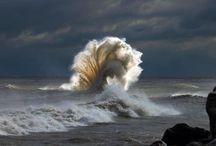 Sea  & waves