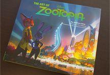 Art of Disney's Zootopia