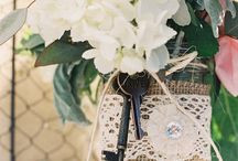 Tablescapes/flowers/centerpieces / by Phyllis McDonald