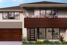 Home facades