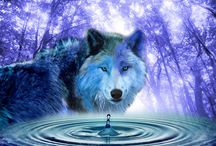 The Legendary Wolf / Hi, I am making a book on Wattpad. The name is The Legendary Wolf. It's in Dutch. I like it when you read my book.