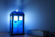 my other ride is a tardis / by Suzanna Dennis