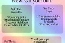 Sweat That Ass Off