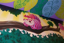 All things Alice in Wonderland / by Jessica Ann Baker
