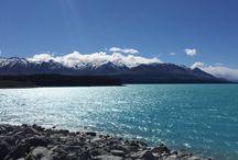 Lake Pukaki, New Zealand - 2016