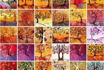 TREES-ARBOLES