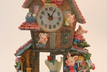 Piggy Clock / Watch