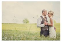Claire and Phil, The Hideaway, June 2014 / Marquee wedding at glamping site