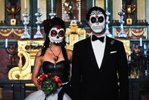 Bodas Halloween / #Halloween #Costume #Wedding #Love #Couple