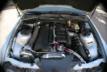 BMW FI Engine Bays