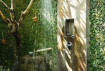 Garden Showers