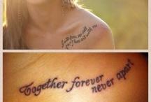 sister tattos
