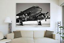 Déco grand format / Des visuels déco à exposer en grand format dans votre salon, cuisine ou chambre.