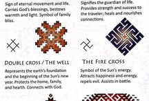 Ancient universal signs