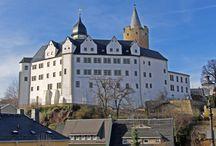 Sächsisches Burgen- und Heideland / by Sparkassen-Versicherung Sachsen