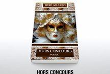 OBRAS PARA A BIENAL DO LIVRO DE SÃO PAULO 2014  WORKS FOR BIENNIAL OF THE BOOK OF SÃO PAULO 2014 / Livros do escritor e poeta nas categorias romance e poesia