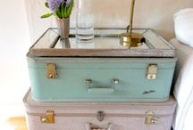 Thrifted Storage Solutions / by Lora Green