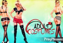 Adult Costumes / Our sexy Adult Costumes are just what you need to take your fun to yet another level. We've got a fun-filled range of Naughty and sultry sexy costume, for every Role Play scenario you could possibly dream up! https://www.privypleasures.com/81-adult-role-play-costumes