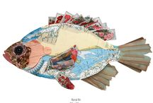 collage fish