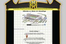 i-Minded: Roda JC Online since 1997 / De mensen van i-Minded zijn al sinds 1997 betrokken bij de ontwikkeling van de officiële website van Roda J.C. Kerkrade (nummer 7 op de eeuwige ranglijst van de Eredivisie).