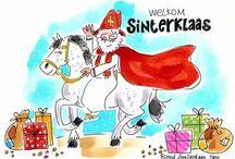 Sinterklaas / N echte Hollandse traditie