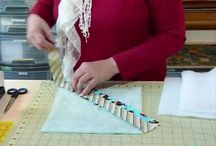 Quilt Tutorials - Tips and Techniques / by Cynthia