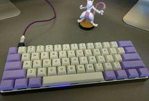 mechanical keyboard / Photos of mechanical keyboard and mechanical keyboard things.  Mechanicalkeyboardinfo.com