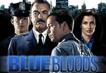 Blue Blood. / Police stories with pow.