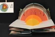 plate tectonics pop up book
