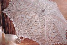 ombrelle crochets