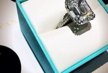 Tiffany's / by Cynthia Vaughan