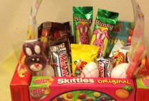 candy baskets