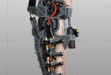 umelé časti tela