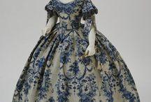 Clothes 1850-1870