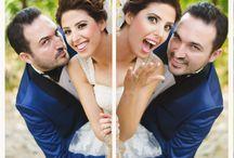 Gelin&Damat Fotoğrafları / Düğün Dış çekim