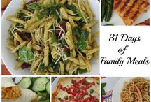 31 Days of Family Meals
