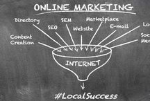Small Business Marketing / Tips and info for marketing your small business online! / by CityDirect.info