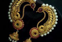 bridal ear ring