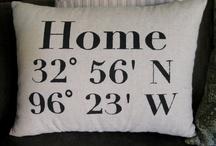Home Style / by Ashley Edmonsond