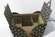 Cartonnage / Boîte à couture