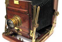 Retro Camera's & photographs