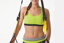 TRX workouts / Workouts using TRX suspension